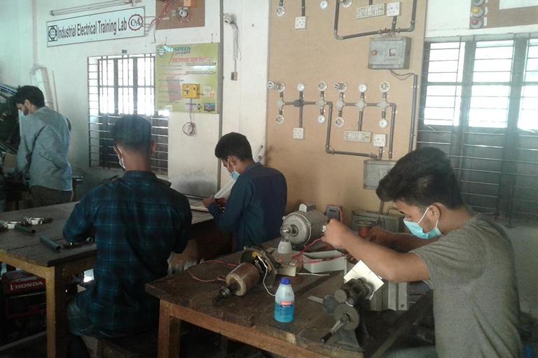 Grameen Shikkha – Bangladesh – VT project 3