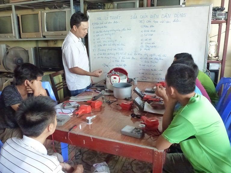 Projects Vietnam TDH 1