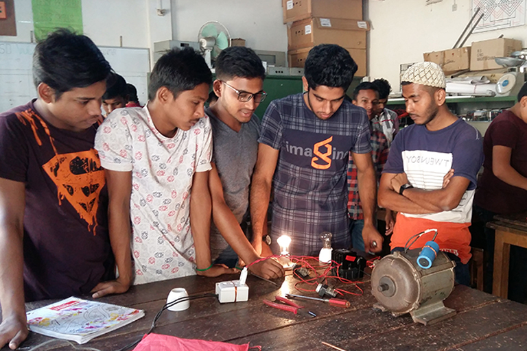 Terre des Hommes – Bangladesh project 2 – 3